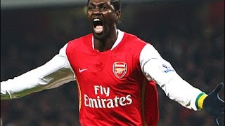 Emmanuel Adebayor's 62 Goals For Arsenal