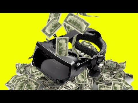 Why Is The Valve Index SO MUCH MORE EXPENSIVE Than The Oculus Rift S | VR Headsets