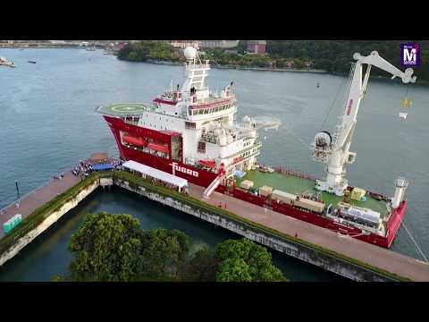 Southern Star - Fugro - Client open day
