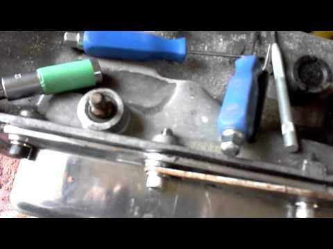Part 2 Shifter Shaft Seal
