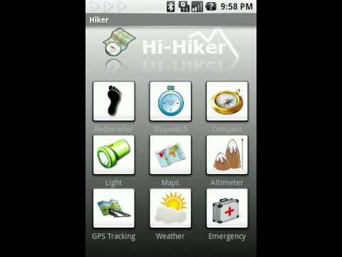 hi-hiker pro android