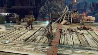 Middle-earth™: Shadow of Mordor™ Ukroom Blood-storm(Killing Spree)