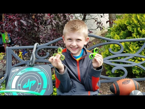 Awesome Trick shots: Dude Perfect and Nerf