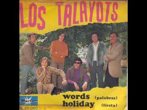"""Los Talayots - Fiesta (1968) The Bee Gees """"Holiday"""""""