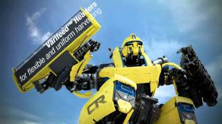 New Holland CR robot transforms