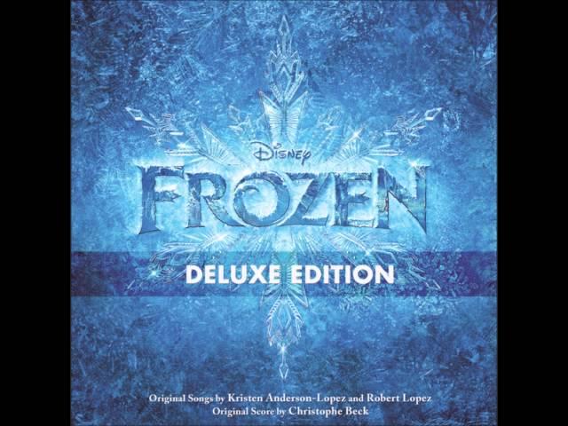 2. Love is An Open Door (Demo) - Frozen (OST)