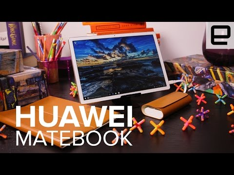 Review: Huawei MateBook