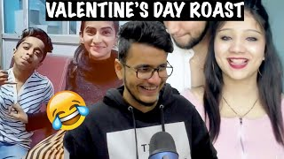 Valentine's Day Cringe - These Nibbas Need to be Stopped | Triggered Insaan