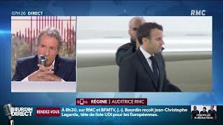 Une auditrice RMC  explique pourquoi on est trop indulgents avec les deux français sauvés au Bénin.