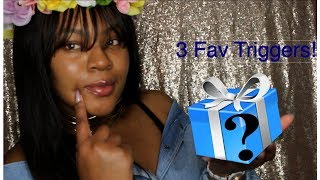 ASMR | Favorite Tingly Triggers! | Collab with ASMRbyLisa