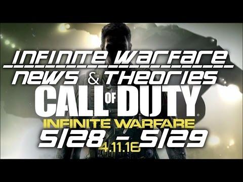 COD : Infinite Warfare News - NO EXOS, MOVING OLYMPUS MONS, #NoJudgments