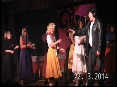 Burham Music Hall - Grease is the Word (2014)