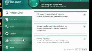 Kaspersky Internet Security 2011 updated keys on 24/12/2010