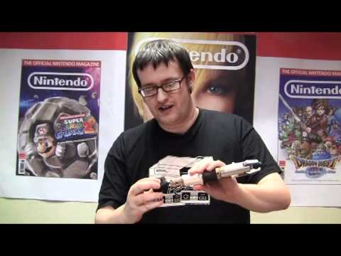 Doctor Who Sonic Screwdriver Wii Remote Review - ONM
