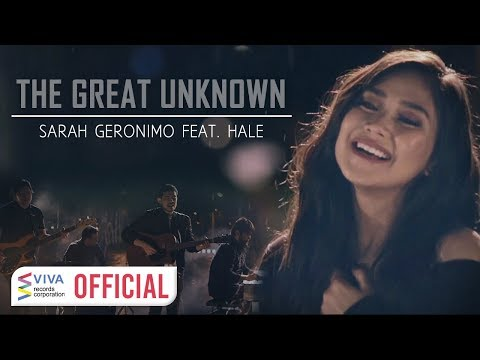 Sarah Geronimo feat. Hale -The Great Unknown [Official Music Video]