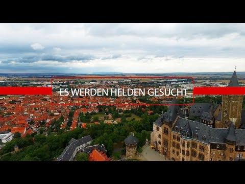 Wernigerode - Imagefilm der Feuerwehr mit dem Soundtrack von Thomas Godoj - Es werden Helden gesucht