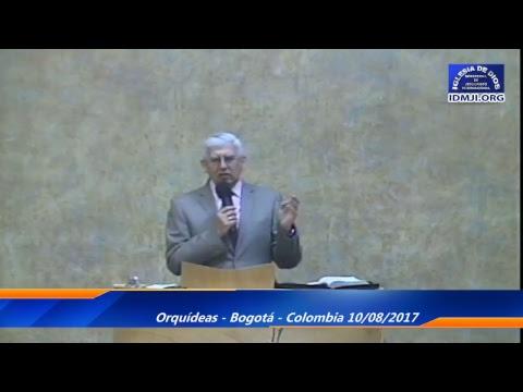 Enseñanza: La revelación no es para destruir - IDMJI - Orquídeas, Bogotá