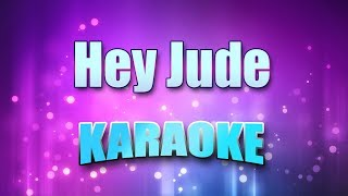 Beatles - Hey Jude (Karaoke & Lyrics)