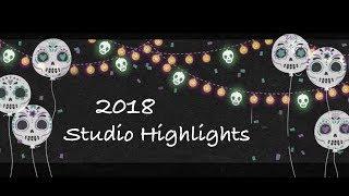 Gambar cover HAPPY HOLIDAYS from MIDPEN MEDIA CENTER:  2018 STUDIO HIGHLIGHTS