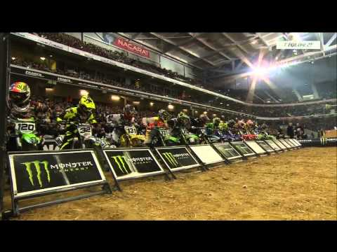 SX Supercross de Bercy Lille 2014  day2  Part2 French HD