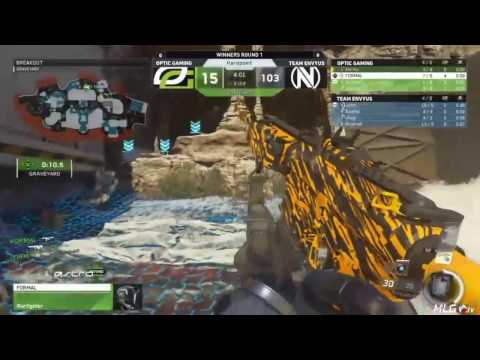Optic gaming vs Envy MLG ATLANTA- DAY 2