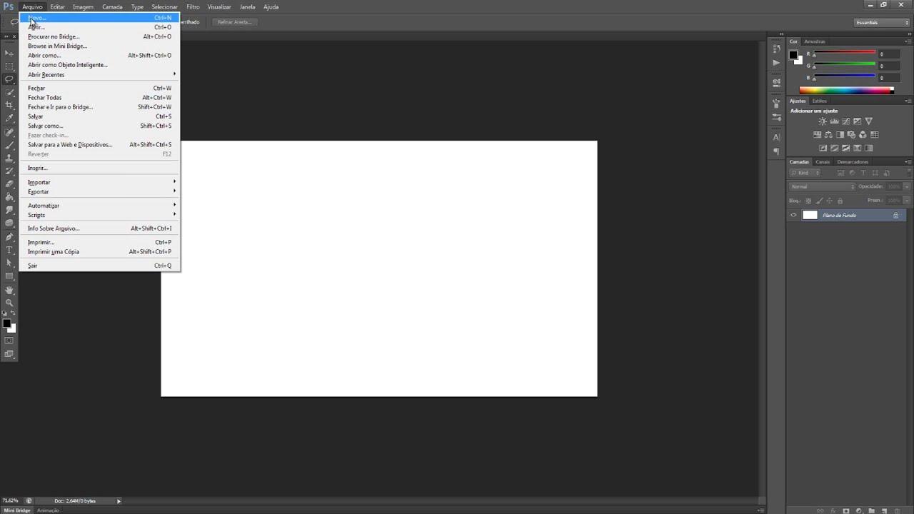 Página 5 De 6: Como Configurar O Documento Para Impressão No Photoshop