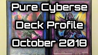 Pure Cyberse Deck Profile OCTOBER 2018 Yugioh! BudgetDecks