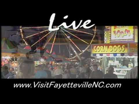 Visit Fayetteville North Carolina