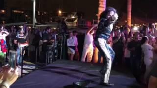 Майкл Джэксон на приветственной вечеринке в Майами 2017
