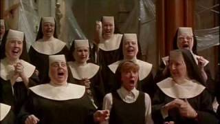 Oh Maria - Sister Act - Whoopi Goldberg | HD | lyrics thumbnail