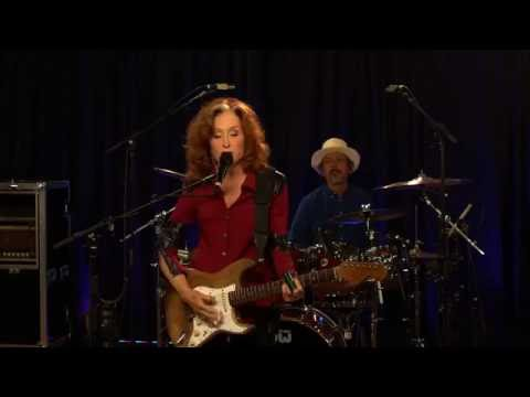 Bonnie Raitt performs live, for Amazon Front Row 2016