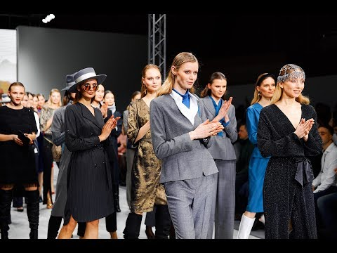 BELARUS FASHION WEEK FALL-WINTER 2019/20 : NELVA Fashion Show