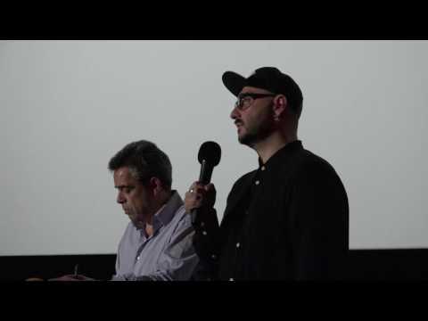 Le Disciple - Rencontre avec Kirill Serebrennikov (MK2 Quai de Seine, Paris)