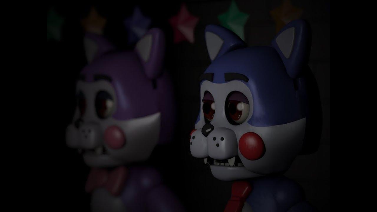 FABRİKADA ÖLEN ÇOCUK? I Five Nights at Candy's Türkçe I Bölüm 1