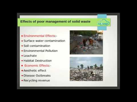Solid Waste Management English
