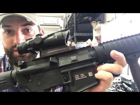 Military Clone Rifle UID Labels