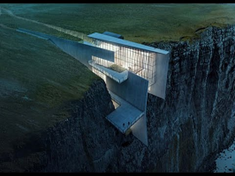 Alex Hogrefe cliff retreat design conceptalex hogrefe - youtube