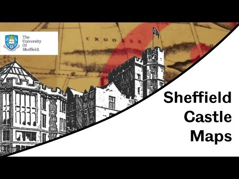 Hidden Treasures - Sheffield Castle Maps with Prof. John Moreland