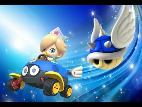 Mario Kart 8 - Your The Best Baby Rosalina ...
