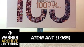 The Incredible Atom Ant Box Unboxed!