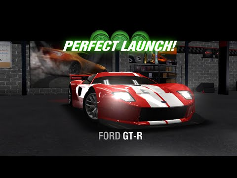 Racing Rivals Ford GT-R Perfect Launch Tutorial