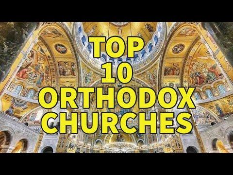 10 Most Beautiful Orthodox Churches