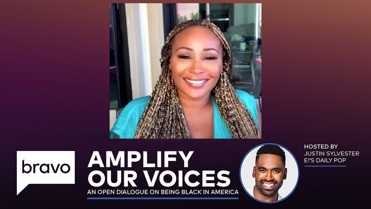 Amplify Our Voices: Cynthia Bailey From The Real Housewives of Atlanta on IG Live
