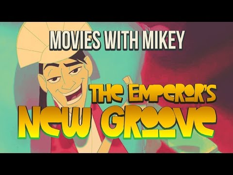 The Emperor's New Groove 2000  Movies with Mikey