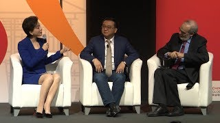MIT China Summit: The Quest for Intelligence Panel