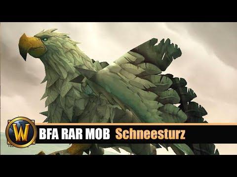 BFA Rar Mob: Schneesturz/Avalanche
