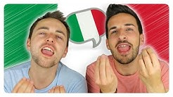 ITALIAN WORDS you've been getting wrong.