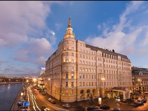 Kempinski Hotels Hotel Baltschug Moscow