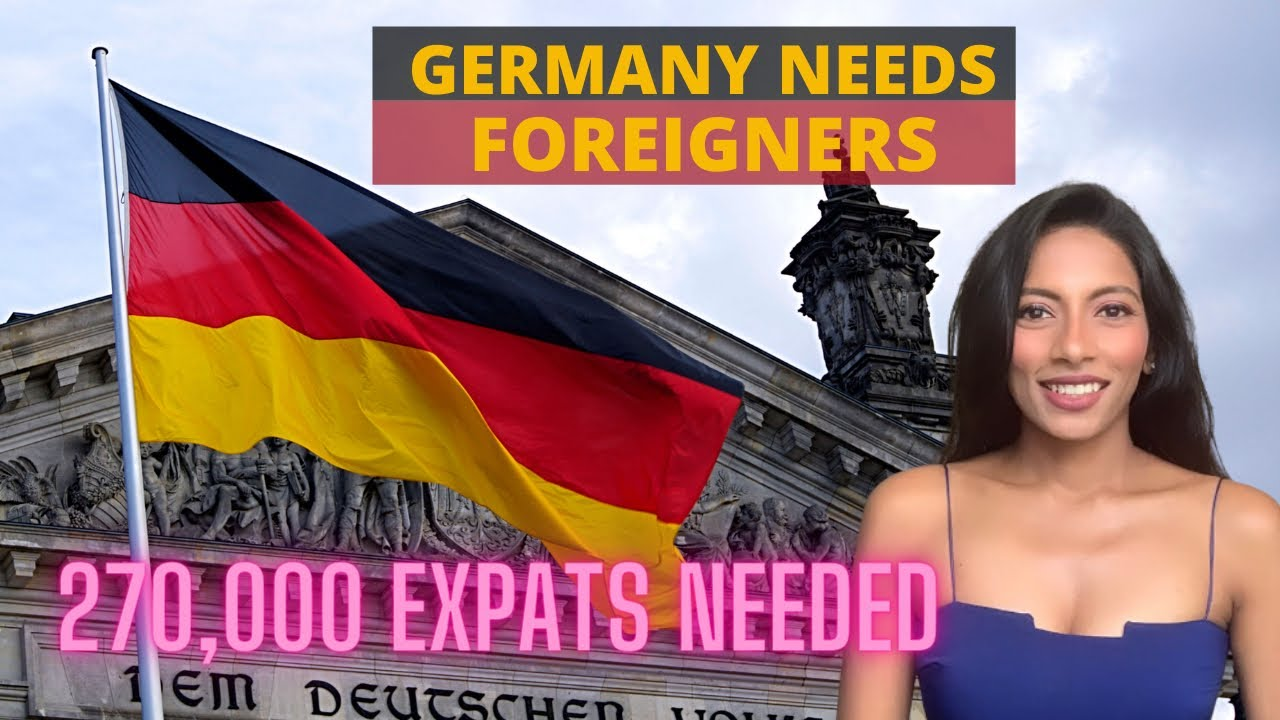 Download Germany needs 270,000 foreigners   Work/Study Abroad   Moving to Germany explained