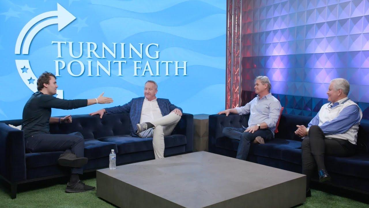 Download A Coalition of Faith and Liberty with @Charlie Kirk, Jack Hibbs, Bob McEwen, Rob McCoy